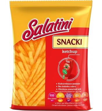 Salatini snacki ketchup 25g
