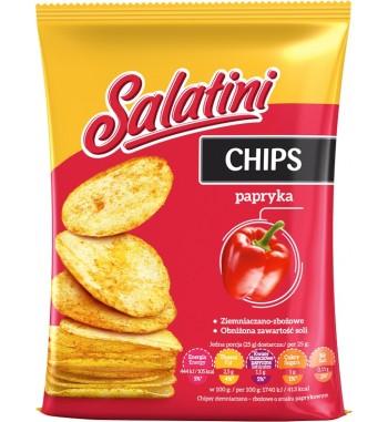 Salatini chips papryka 25g