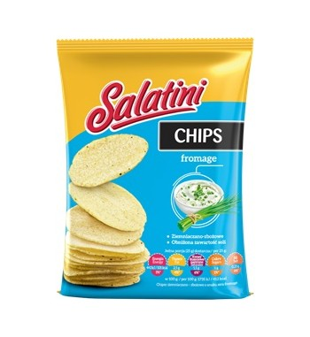 Salatini chips fromage 25g