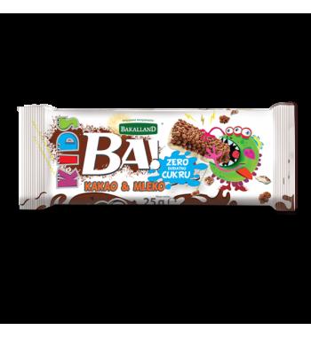 Baton zbożowy Bakalland BA!...